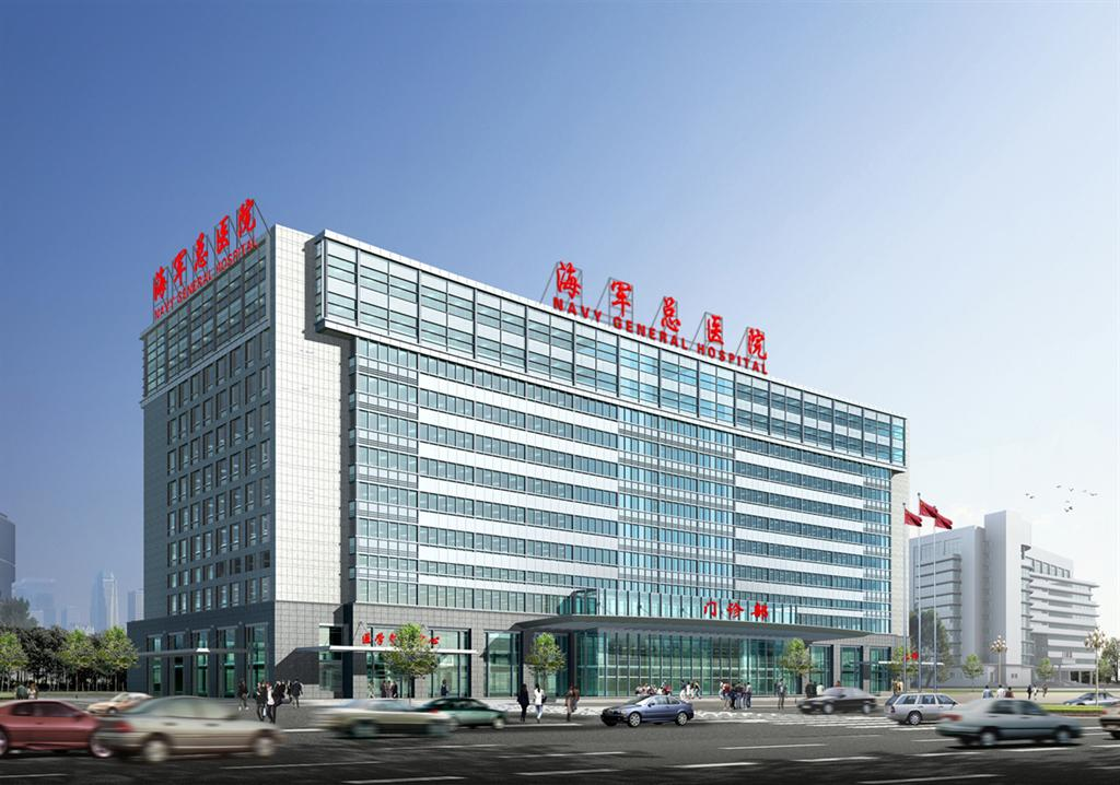 北京海军总医院乳房塑形隆乳矫正手术案例