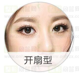 双眼皮手术三种方法能做出来怎样心动的眼睛
