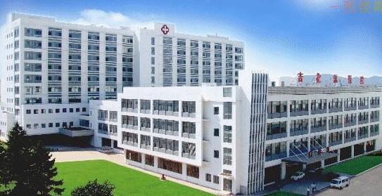 医院大楼效果图