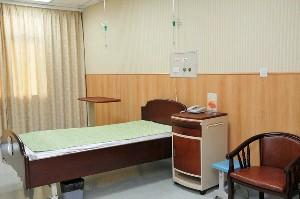 泉州解放军第180医院整形美容中心舒适的病房
